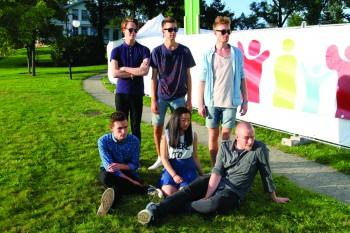 AMBISJONER: Kid Astray tar gjerne over tittelen som Norges nye pophelter.