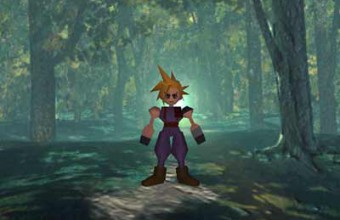 Final Fantasy VII kombinerte detaljerte 2D-bakgrunner med enkle figurer i 3D, noe som var nyskapende for tiden.