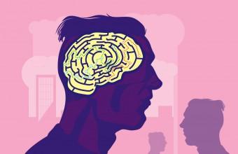 Psykologi-illustrasjon