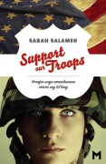 Salameh Support over troops bok