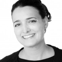 Sarah Salameh svarthvitt Studio Vest AS kopi